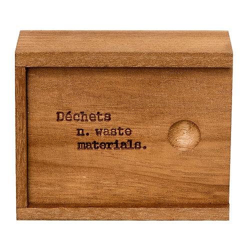 Plain & Simple - Match disposal box