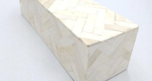 Box Bone Inlay | Chevron