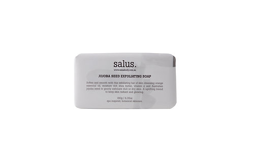 Salus | Jojoba Seed Exfoliating Soap 180g