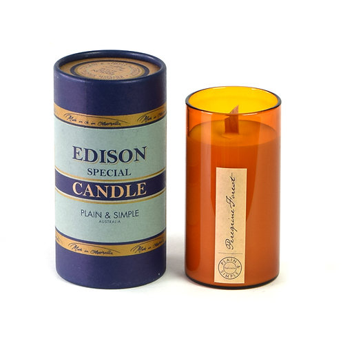 Plain & Simple | Edison Candles