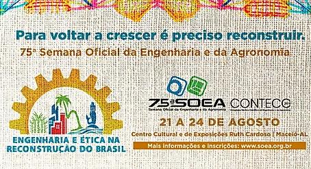 75ª SOEA - 21 a 24/08 - Maceió / AL