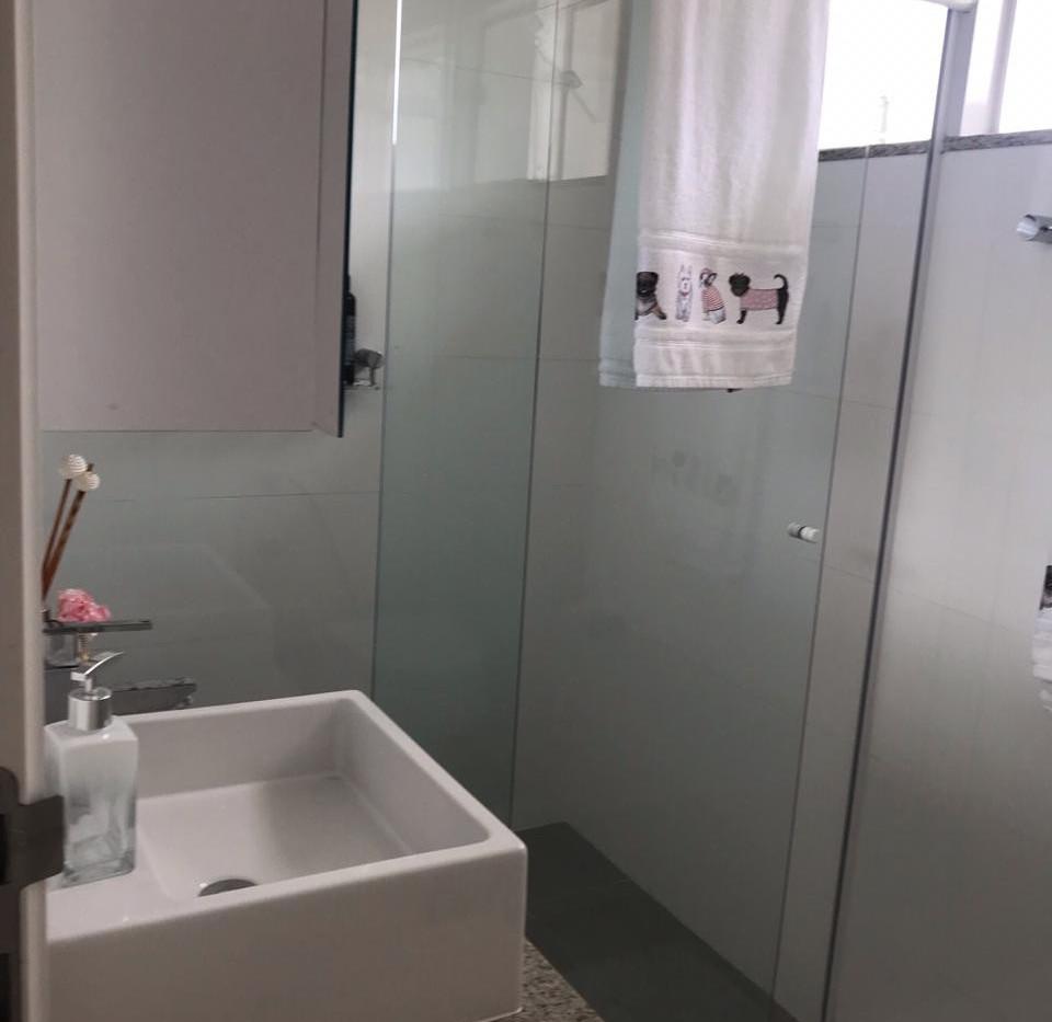 Banheiro suíte 3!