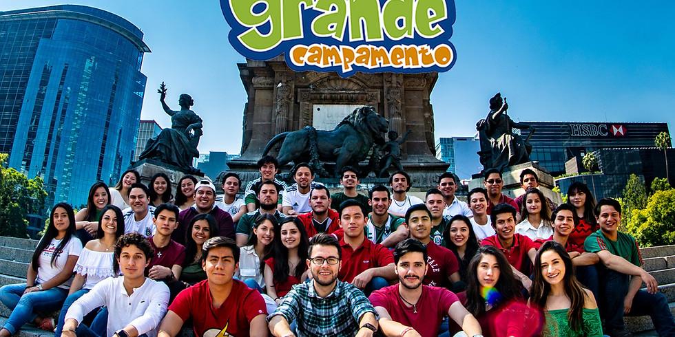 Capacitación staff Peña Grande México 2019