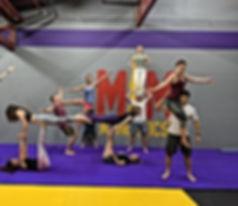 Acroyoga, Partner acrobatics, acro
