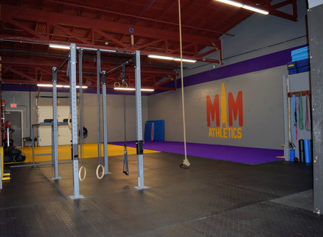 The New and Improved MIM Athletics