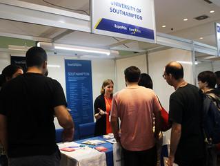 Feira gratuita reúne melhores instituições para graduação e pós no exterior