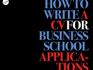 Como criar um currículo focado na candidatura a Business Schools