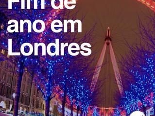 Fim de ano dos sonhos: Londres de um jeito encantador