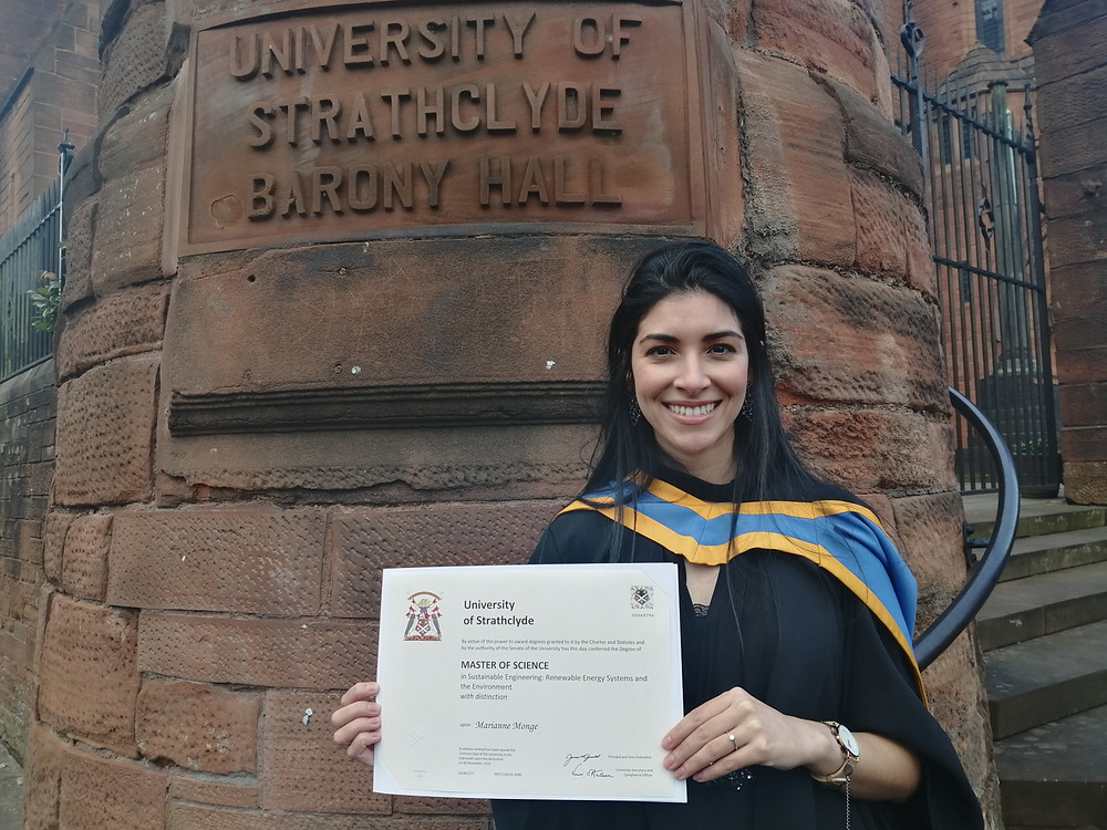 University of Strathclyde Master of Science Engineering