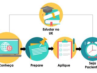 Passo a passo loveUK: Como estudar no Reino Unido, parte 1