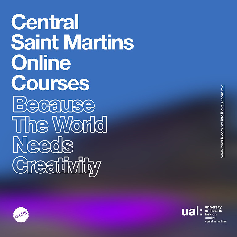 Central Saint Martins Online Courses