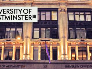 Conheça mais sobre a University of Westminster