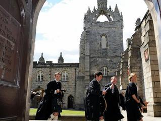 Nobel, Game of Thrones e cinquentenário: conheça a histórica University of Aberdeen