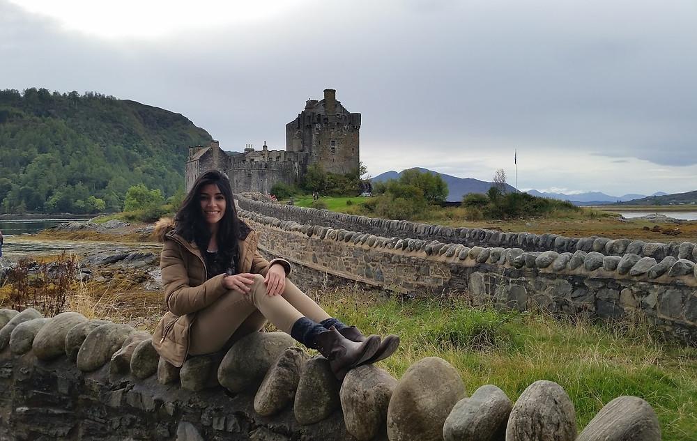Viagem Escócia