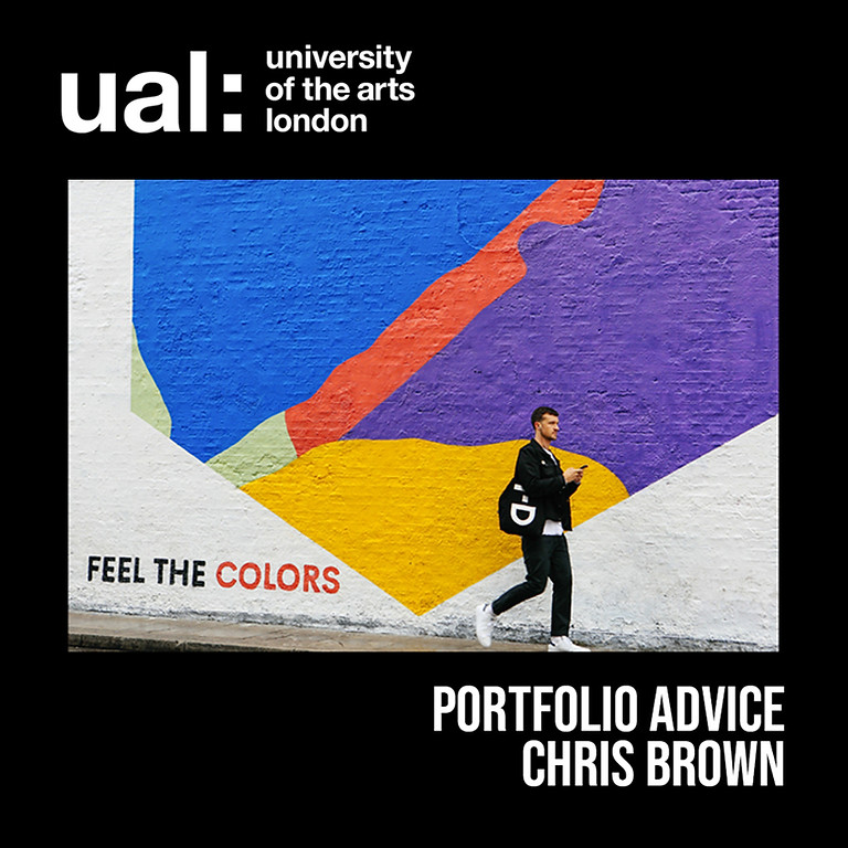 University of the Arts London: Portfolio Advice