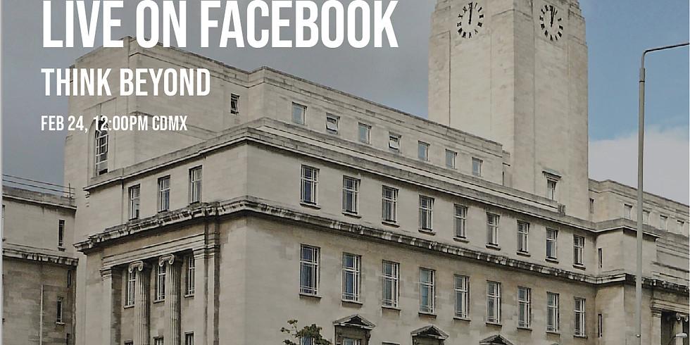 Facebook Live University of Leeds