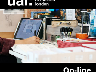Cursos On-line da University of the Arts London (UAL)
