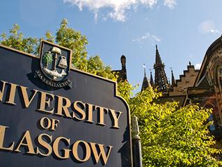 Conheça mais sobre a University of Glasgow
