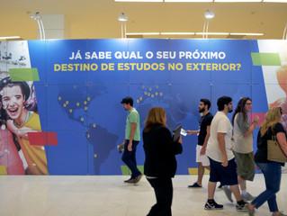 Maior feira de intercâmbio do mundo tem acesso gratuito e participação do loveUK