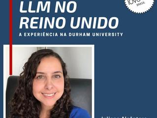 A experiência de LLM na Universidade de Durham