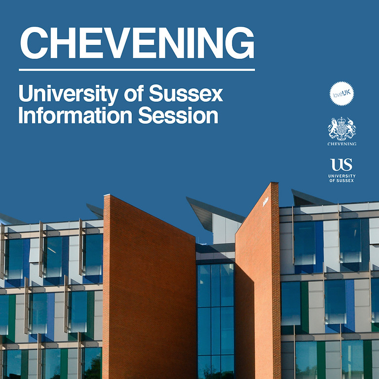Chevening & Sussex Information Session