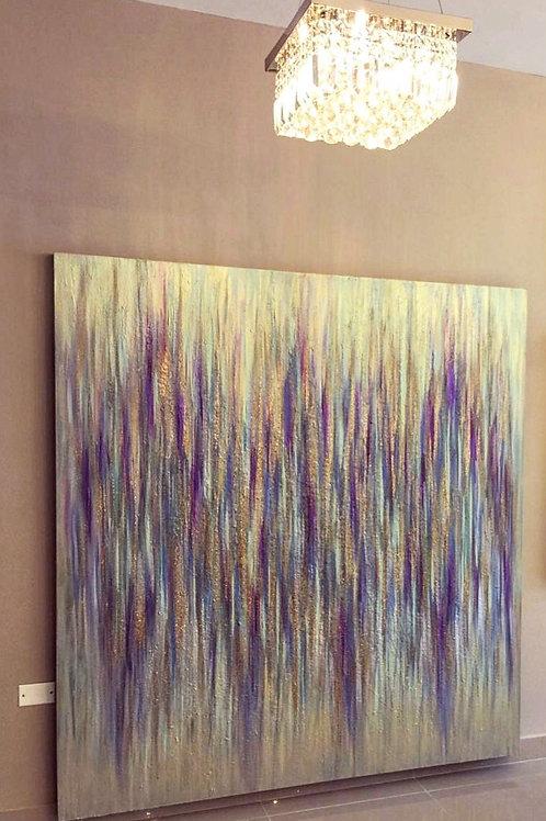 cuadro en acrilico (acrylic paint)