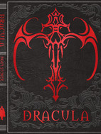 Dracula cover and spine