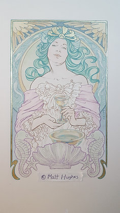 QUEEN OF CUPS - HOLIDAY SALE