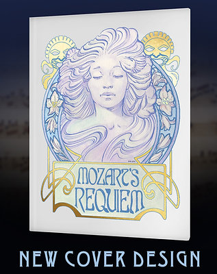 Mozart's Requiem - An Illuminated Manuscript by Matt Hughes
