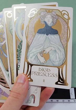 Ethereal Visions Tarot Deck - 1st Printing
