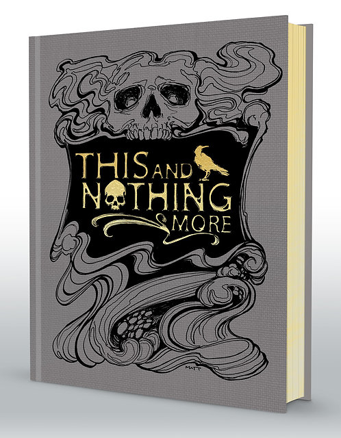 Edgar Allan Poe: This and Nothing More Illuminated Edition