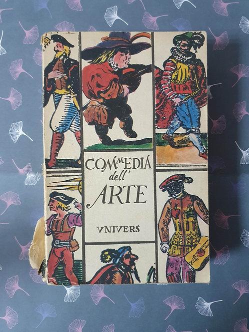 David Erig - Commedia dell' Arte
