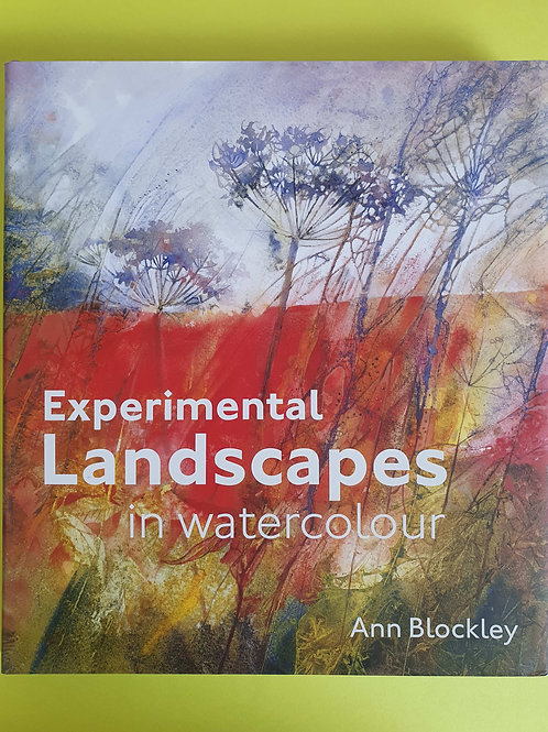 Ann Blockley - Experimental Landscapes in Watercolour