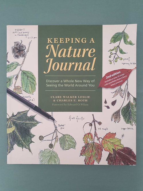 C.W. Leslie, C.E. Roth - Keeping a Nature Journal