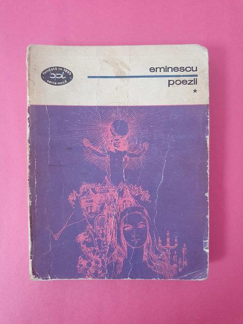 Mihai Eminescu - Poezii (vol. 1)