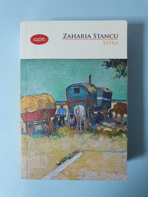 Zaharia Stancu - Șatra