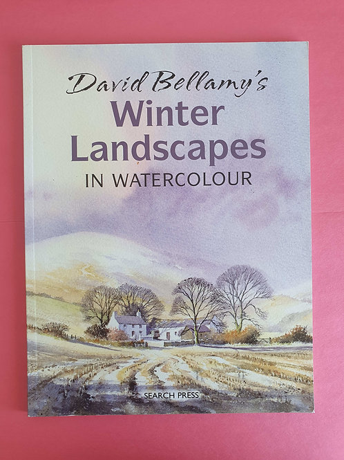 David Bellamy's Winter Landscapes: in Watercolour