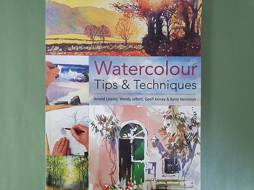 A. Lowrey - Watercolour Tips & Techniques