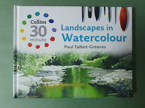 P.T. Greaves - Painting Landscapes in Watercolour