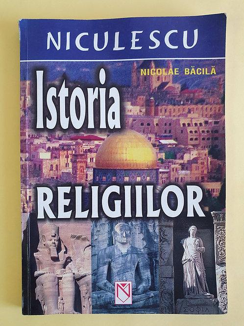 Nicolae Băcilă - Istoria religiilor