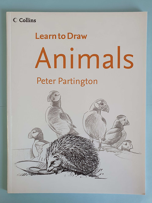 Peter Partington - Learn to draw Animals
