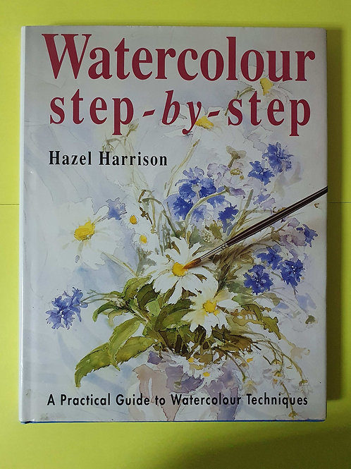 Hazel Harrison - Watercolour Step-by-step