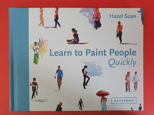 Hazel Soan - Learn to Paint People Quickly