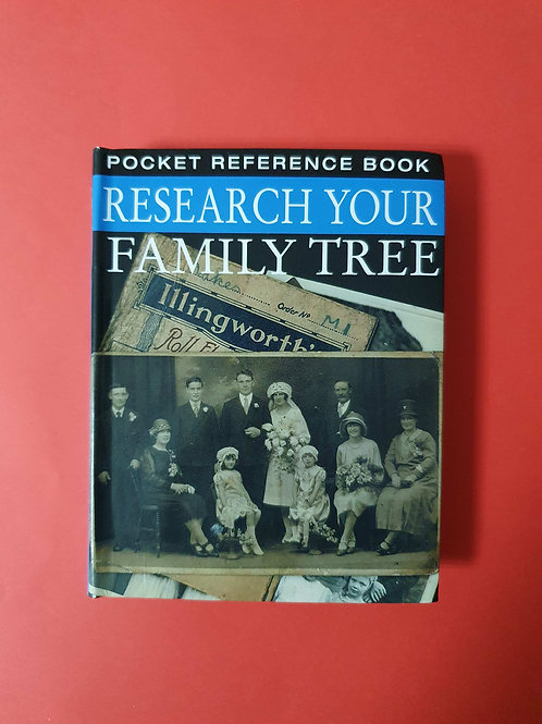 Research Your Family Tree (Pocket Reference S.)
