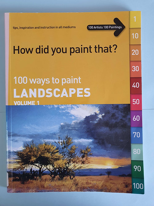 How Did You Paint That?: 100 Ways to Paint Landscapes