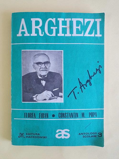 Antologie - Tudor Arghezi