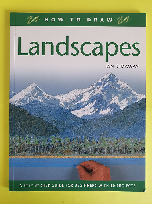 Ian Sidaway - How to draw Landscapes