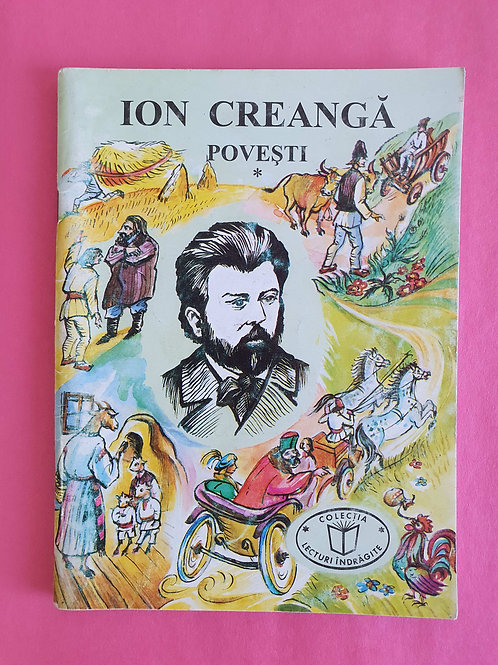 Ion Creangă - Povești