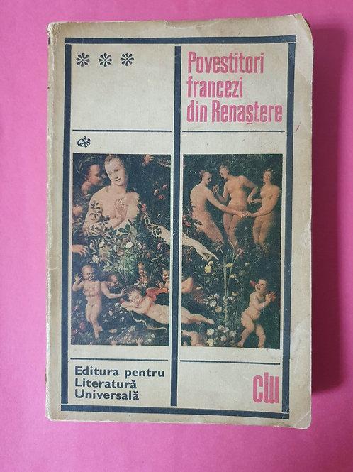 Povestitori francezi din Renaștere