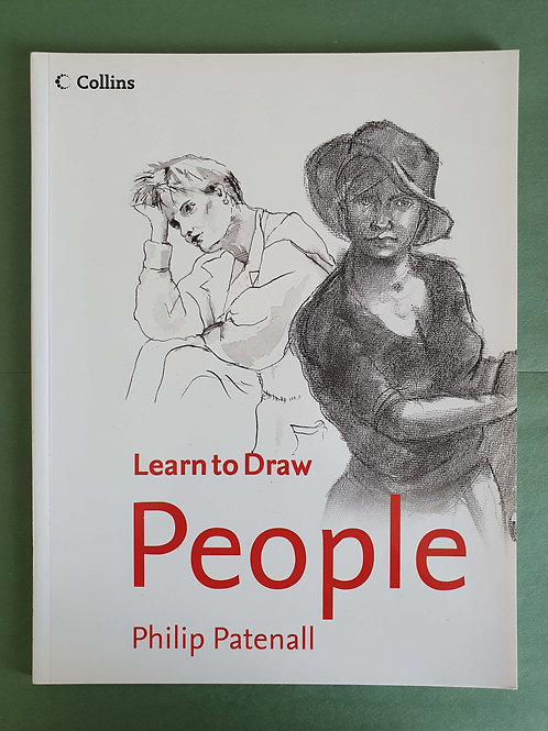 Philip Patenall - Learn to Draw People